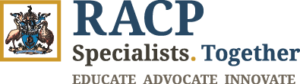 RACP The Royal Australasian College of Physicians Logo