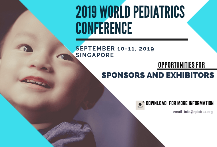 SPONSORS AND EXHIBITORS, 2019 WORLD PEDIATRICS CONFERENCE