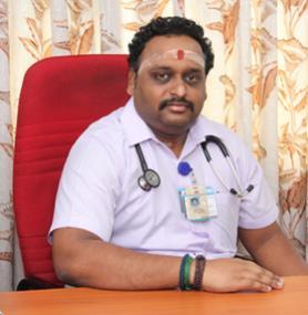 Dr. P. N. Vinoth Senior Consultant
